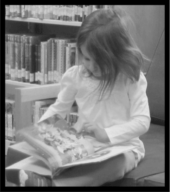 Girl Reading=