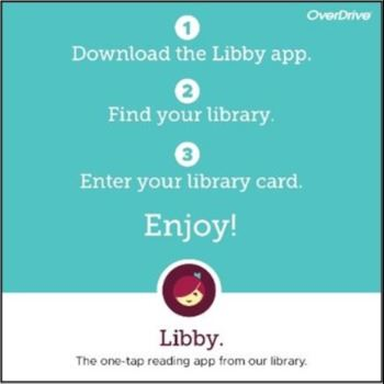 Libby download instructions