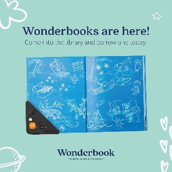 picture of a Wonderbook