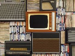 Old-TV and tapes
